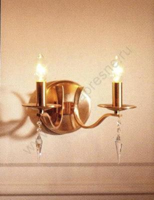 C-394/2WL gold SW white Бра (Copen Lamp)