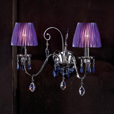 118A02 Chrome violet Бра (Beby Group)