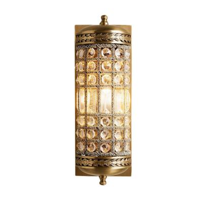 KR0107W-1 antique brass Бра (DeLight Collection)